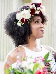 natural wedding hairstyles