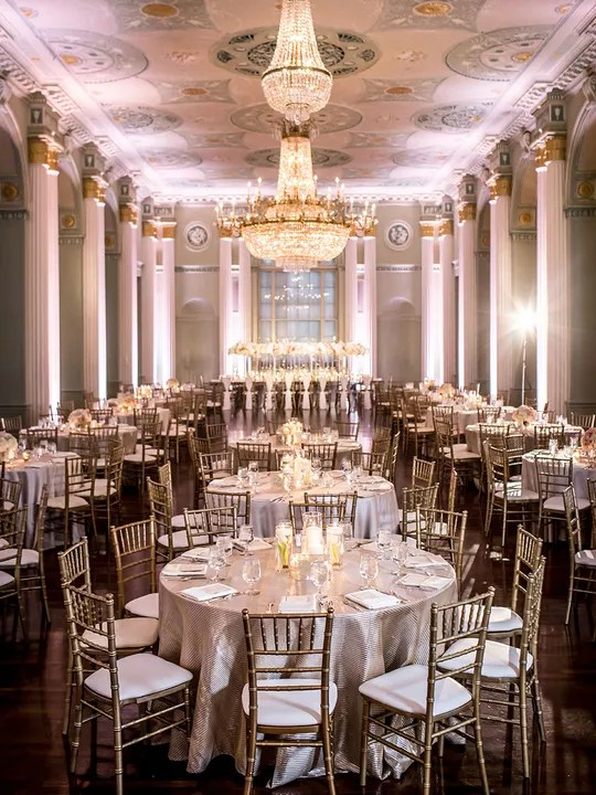 wedding decorations chairs receptions pro gaming 7 style decor hacks you should know about the space s are dated and they don t fit my color scheme or