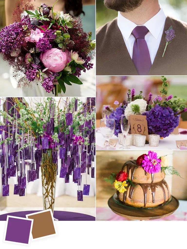Fall Vineyard Wedding