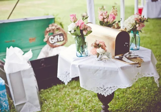 18 Things You Can Use For A Card Box At Your Reception