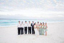 Barefoot Wedding Party