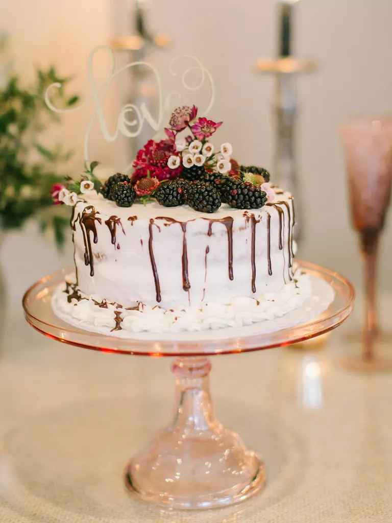 SingleTier Wedding Cakes