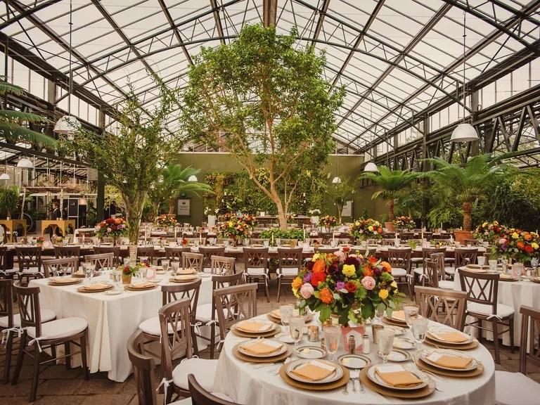The Most Unique Wedding Venues We've Ever Seen