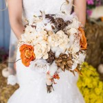Diy Rustic Bouquet With Natural Elements