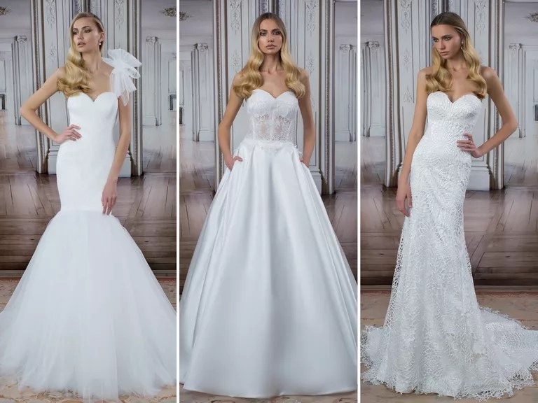 See Every New Pnina Tornai Wedding Dress From The LOVE