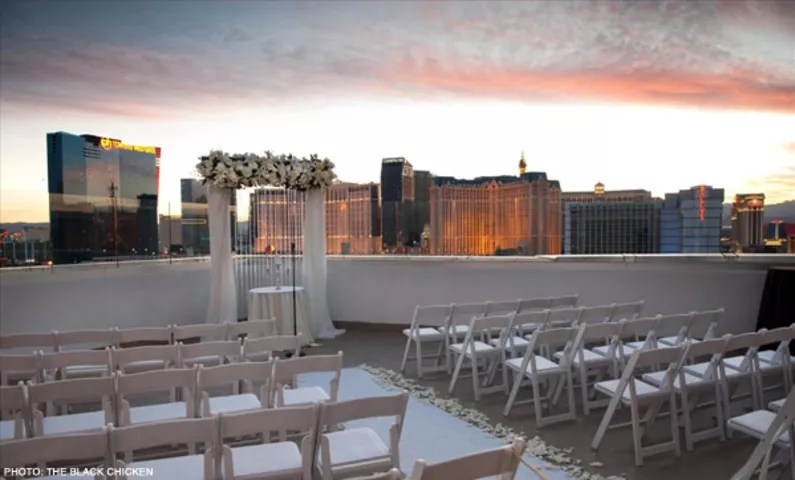 Small Vegas Wedding Receptions
