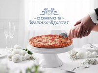 Stop EverythingDomino's Now Has a Pizza Wedding Registry