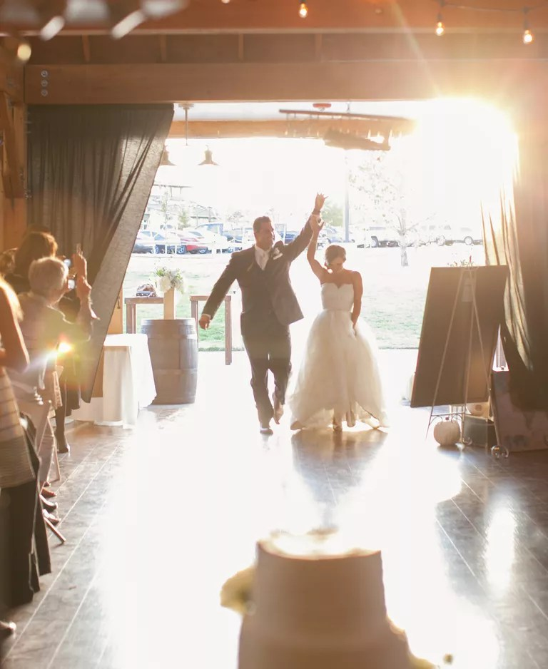 Typical Wedding Reception Songs