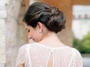wedding hairstyles - bridesmaid