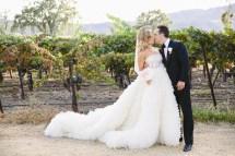 Private Estate Wedding In Napa Valley California