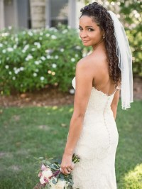 Wedding Hairstyles For Long Curly Hair With Veil - HairStyles