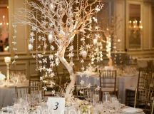 Manzanita Tree Centerpiece