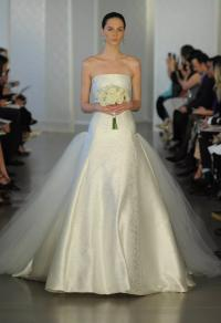 Oscar de la Renta Spring 2017 Collection: Bridal Fashion ...