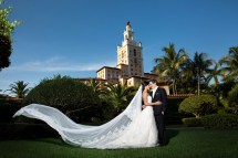 Traditional Wedding Biltmore Hotel In Coral