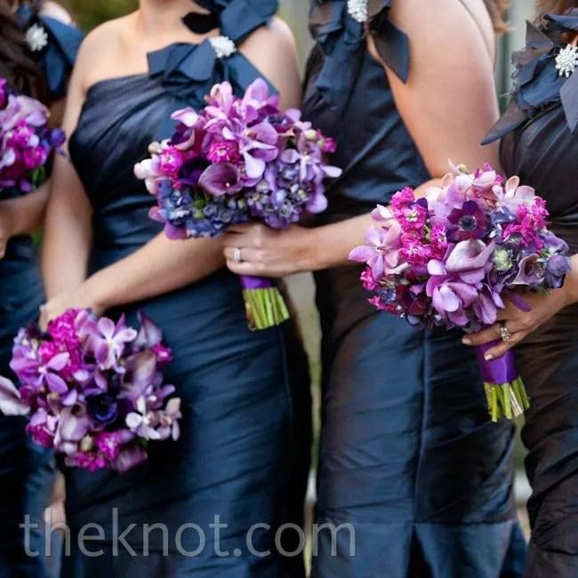 Midnightblue Bridesmaid Dresses