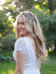 country wedding hairstyles fade