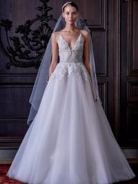 Monique Lhuillier Spring Wedding Dresses: Bridal Fashion ...