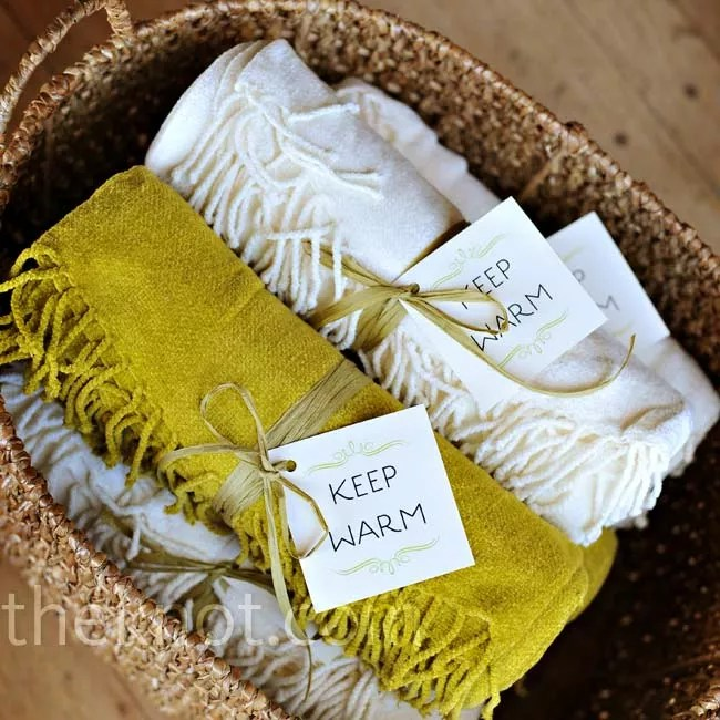 Beach Wedding Blankets