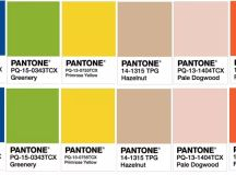 Pantone's Hottest Color Trends for Spring 2017
