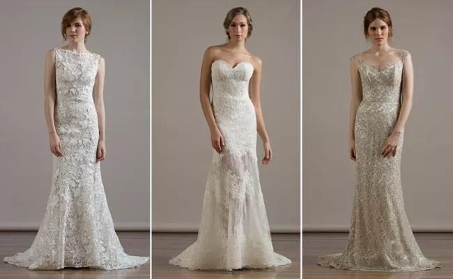 Liancarlo Wedding Dresses 2015 Incorporates Romantic, Re