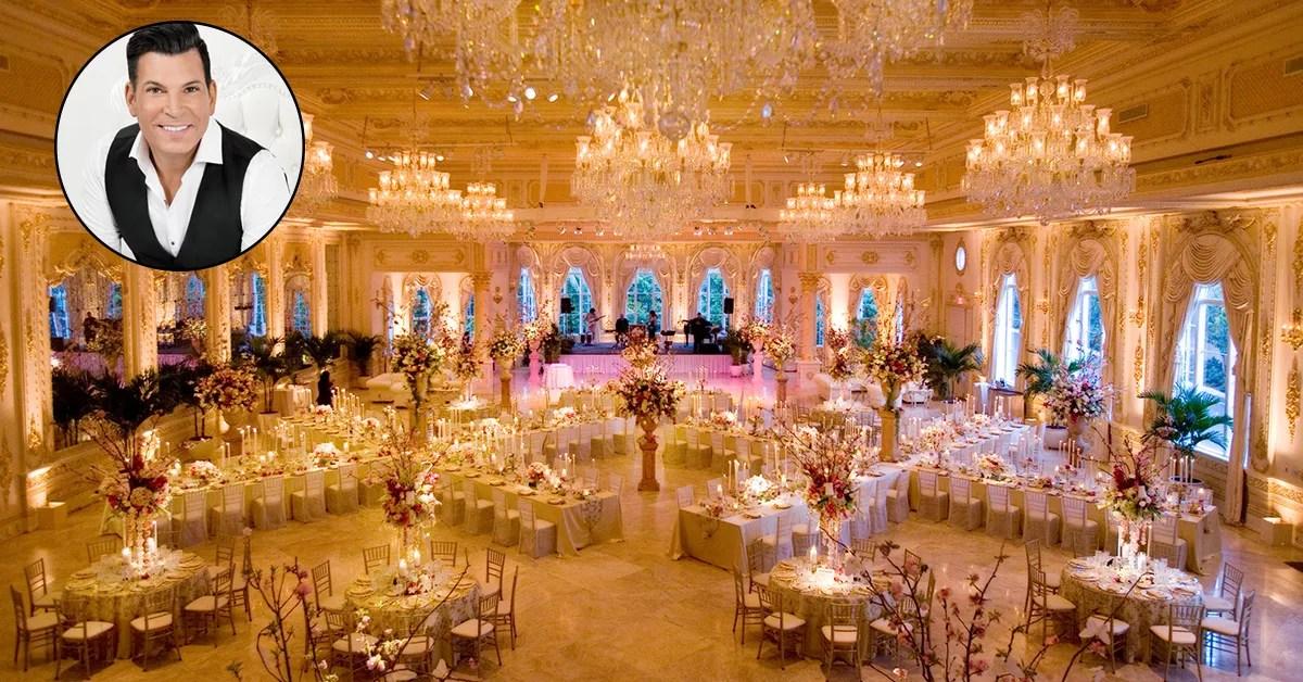 David Tuteras Tips for Personalizing Your Wedding Venue