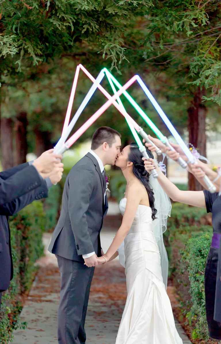Star Wars Wedding Ideas Perfect for May the Fourth