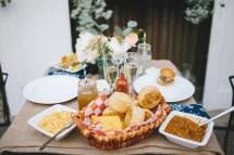 Comfort Food Ideas Wedding Menu