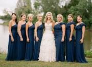 hairstyles shoulder bridesmaid