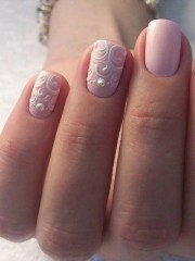 wedding nail art manicure ideas
