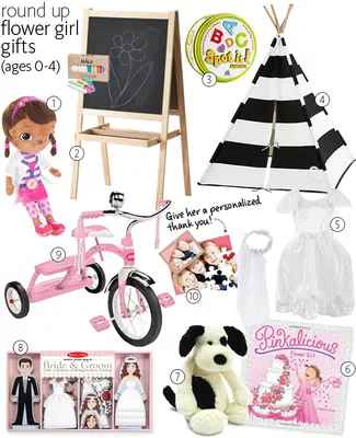 The Must Have Flower Girl Gift Idea Guide For Every Age