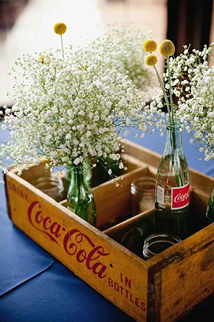 Rustic Fall Wallpaper 8 Glass Coke Bottle Wedding Ideas We Love