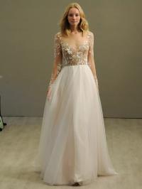 Hayley Paige Wedding Dresses: Bridal Fashion Week Photos!