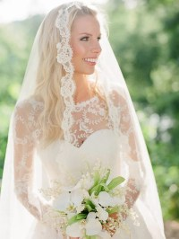 Wedding Hairstyles For Curly Hair With Veil | Hair