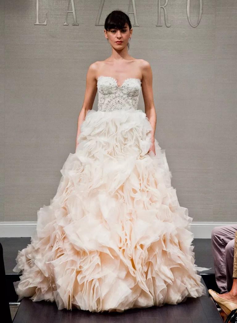12 Unique Wedding Dress Ideas