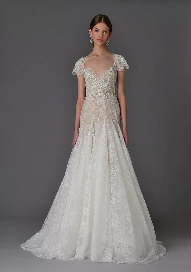 Marchesa Spring 2017 Collection Bridal Fashion Week Photos