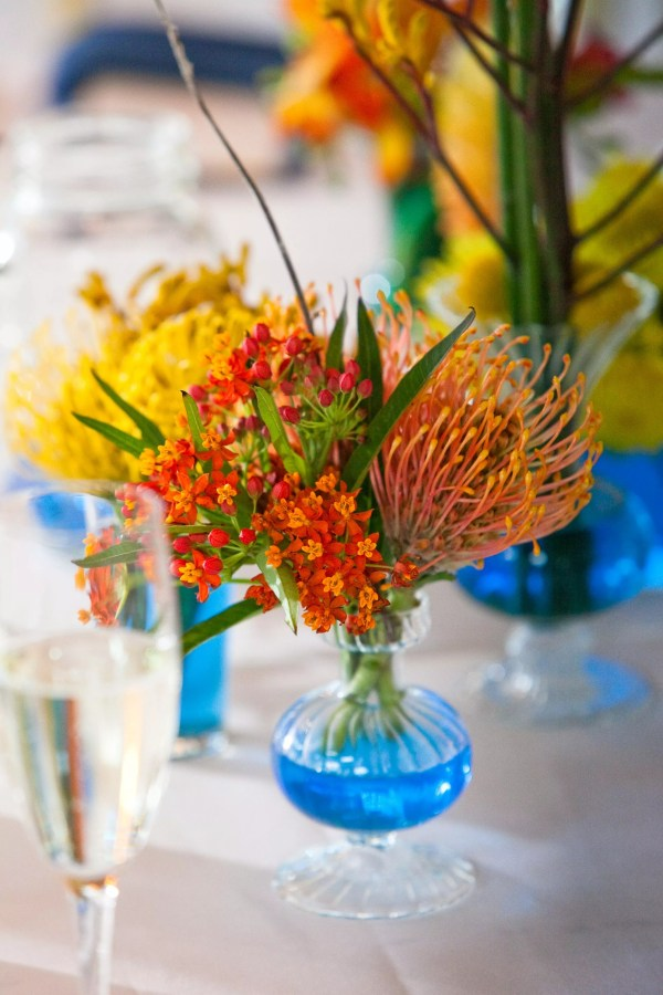 20 Navy Blue And Orange Wedding Tables Pictures And Ideas On Meta