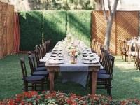 Wedding Receptions: At-Home Wedding Secrets