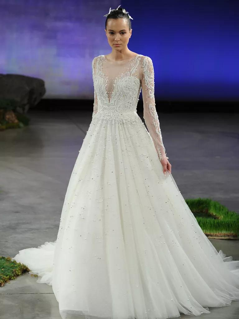Ines Di Santo Says Her Wedding Dresses Are Perfect for Lady Gaga