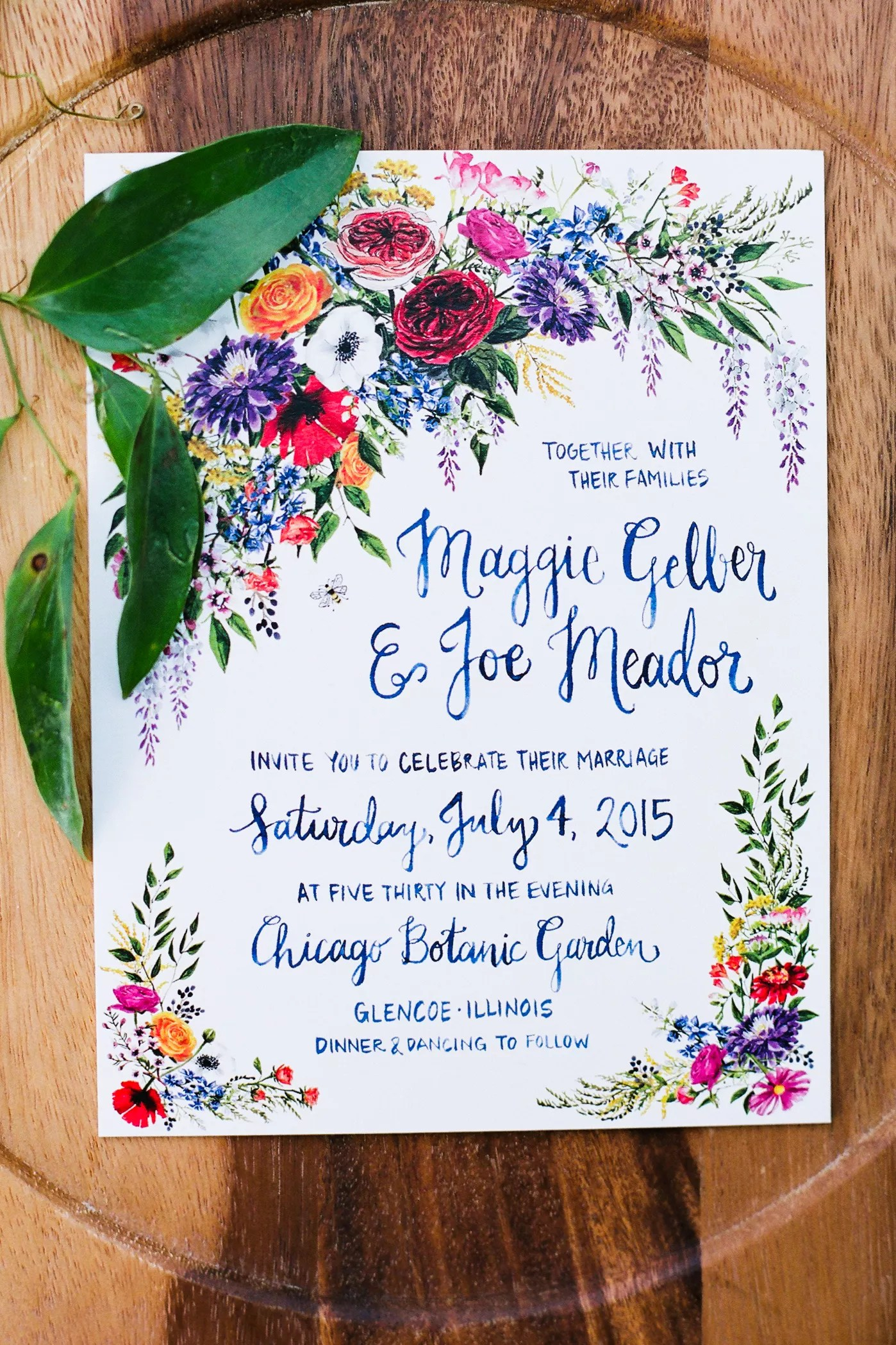 Bride And Groom Wedding Shower Invitations