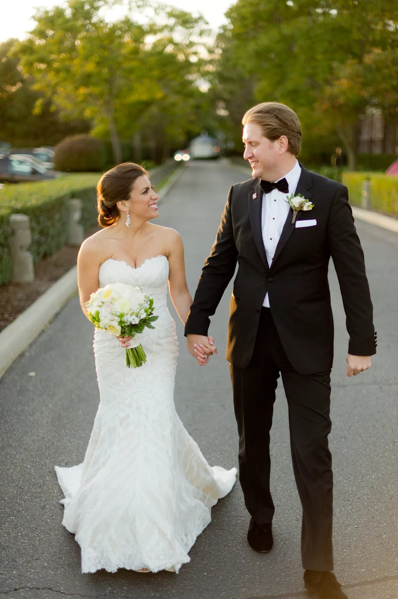 A Formal Greek and Irish Wedding at the Grosse Pointe
