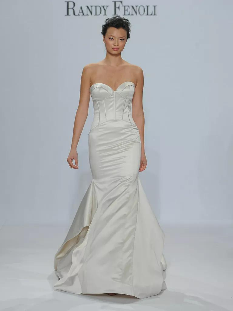 Randy Fenoli Spring 2018 Collection Bridal Fashion Week Photos
