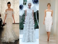 The Top Wedding Dress Trends From Fall 2016 Bridal Fashion