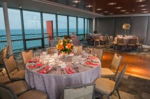 La Concha Hotel Ocean Overlook Ballroom Reception