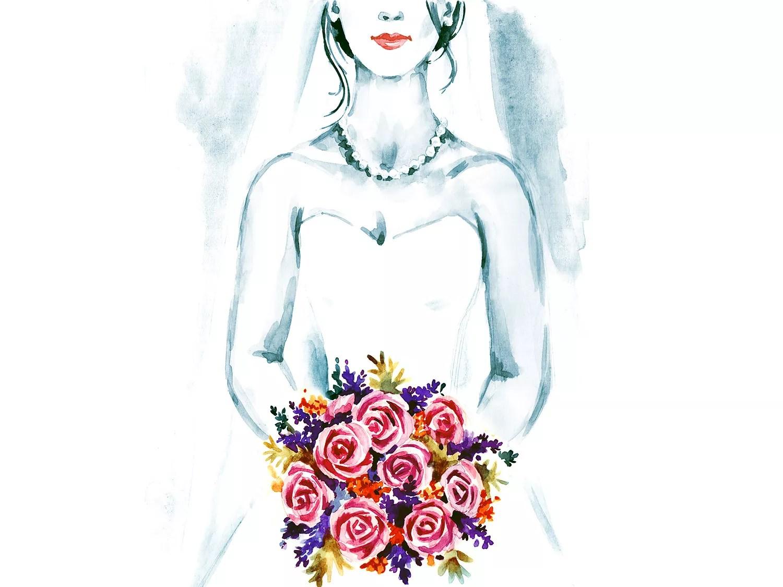 Bridesmaid Tea Invitations