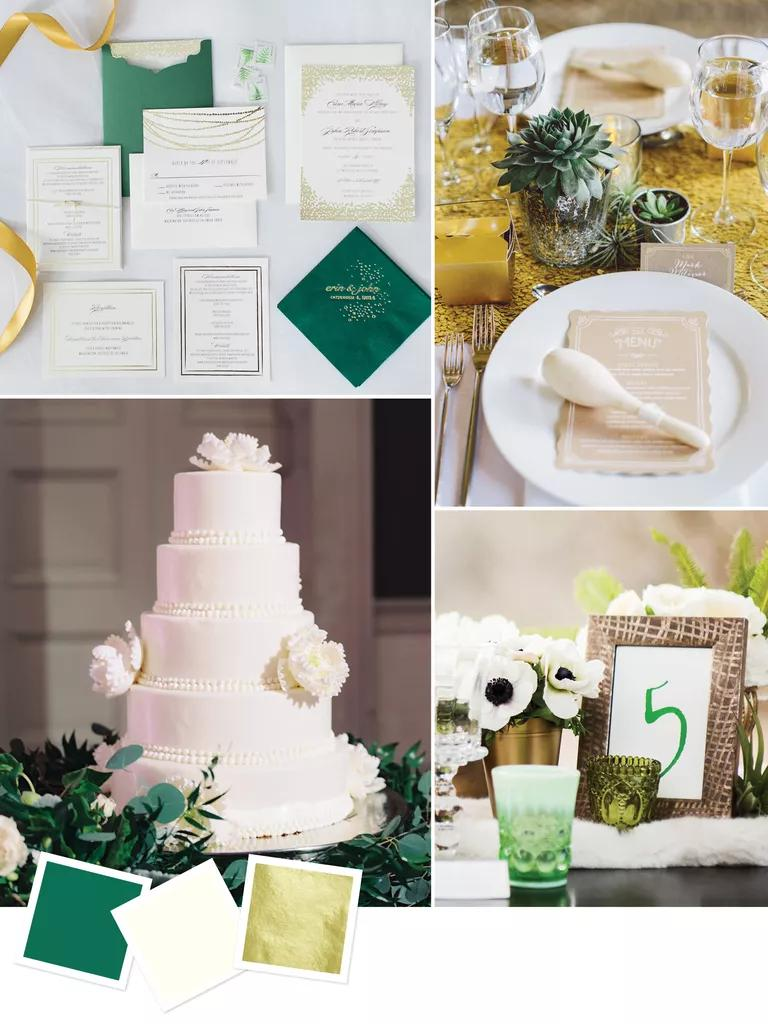 Wedding Color Combinations For Summer