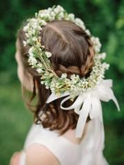 flower girl hairstyles hair