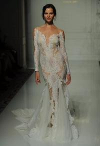 Pronovias Fall 2016 Collection: Wedding Dress Photos