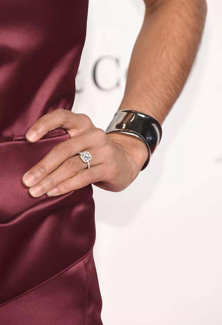 A Close Up Look At Misty Copeland's Engagement Ring From