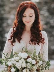 disney princess wedding hairstyle