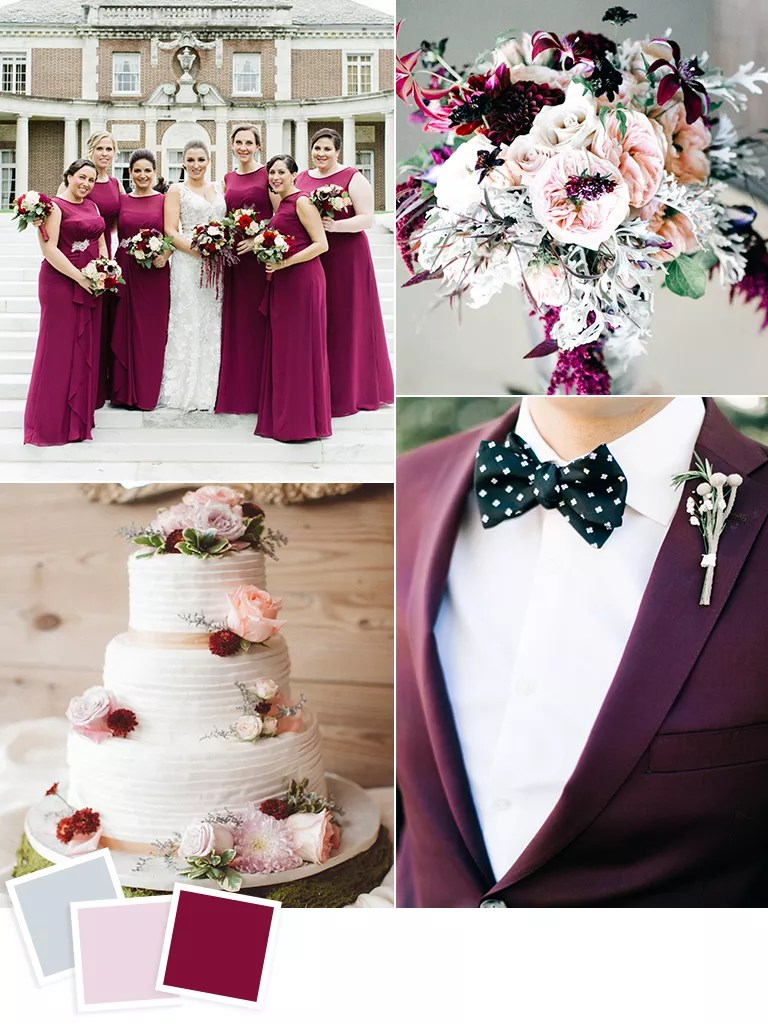 12 Fall Wedding Color Combos to Steal